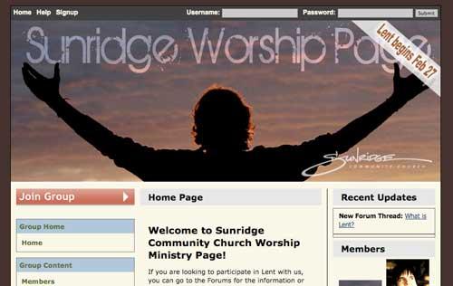 sunridgeworship